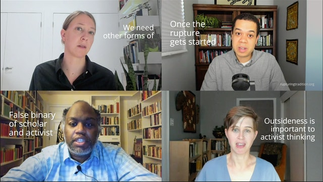 Rupturing Tradition: Ancient Past, Contemporary Praxis (Course Three)