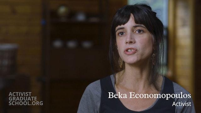 Not an Alternative - Beka Economopoulos