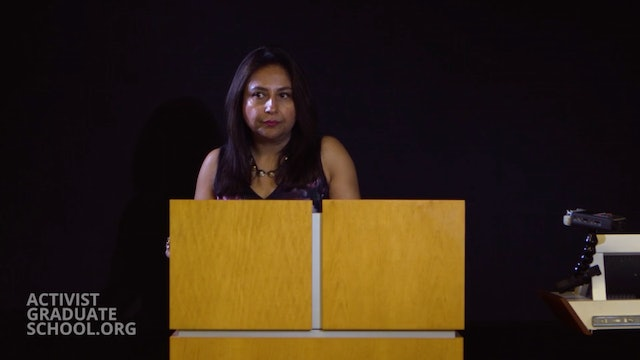 24. Ananya Roy, The Political Economy of Activism (Week Five)