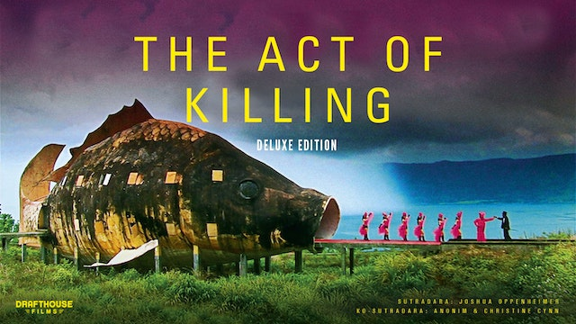 Act of Killing Deluxe Edition