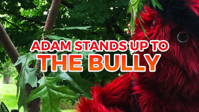 Adam Stands Up To The Bully