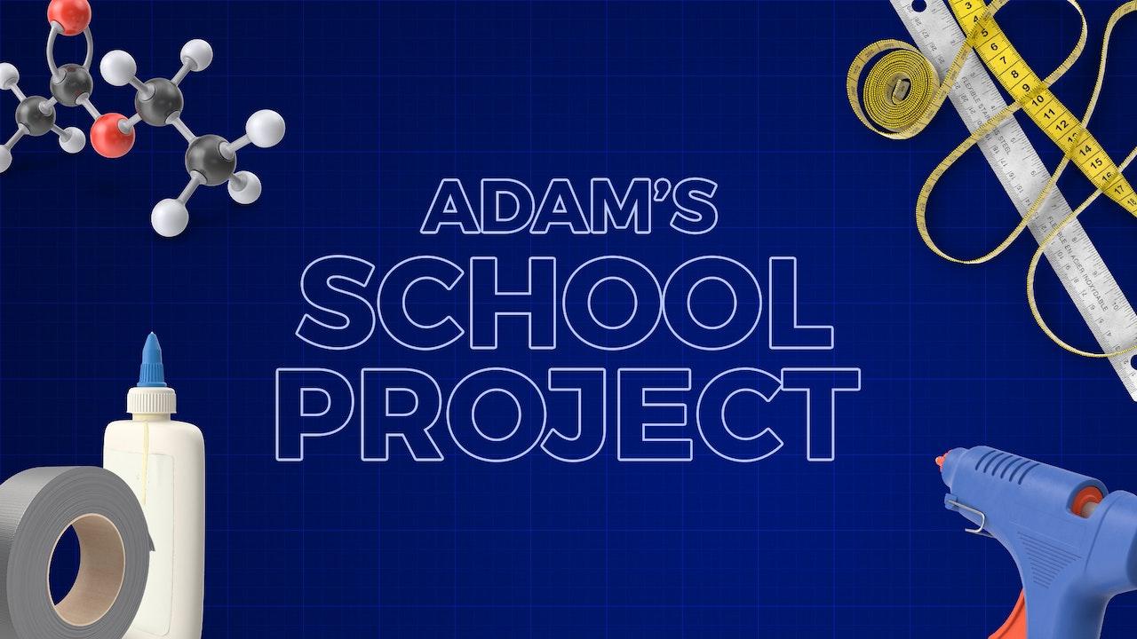 Adam's School Project