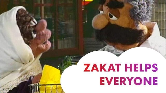 Zakat Helps Everyone