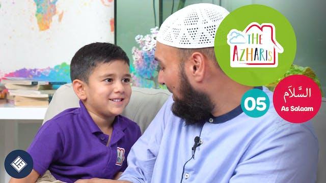 The Azharis | Names of Allah 5 | As S...