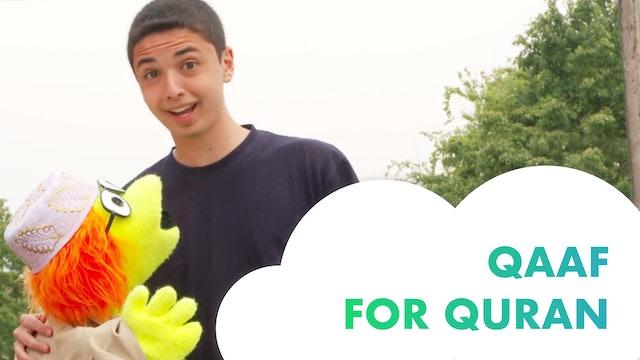 Qaaf for Quran