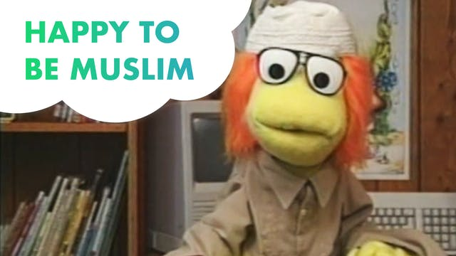Happy to be Muslim