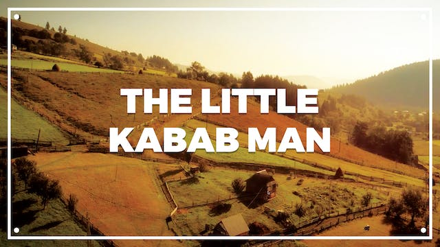 The Little Kabab Man