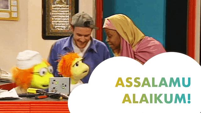As Salamu Alaikum