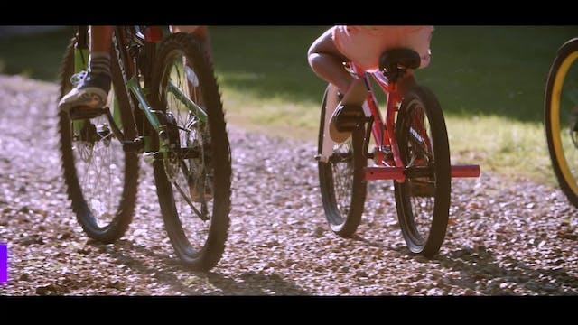 Adam's New Bike - Ilyas Mao