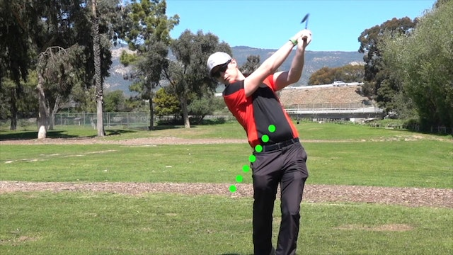 Angle of Attack and Hand Path