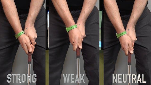 Grip Variability Drill
