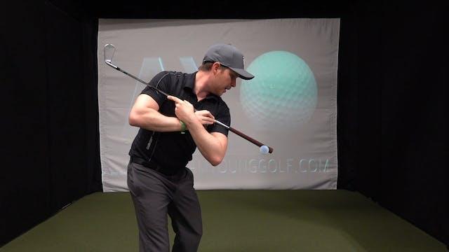 Swing Path Shoulder Motion