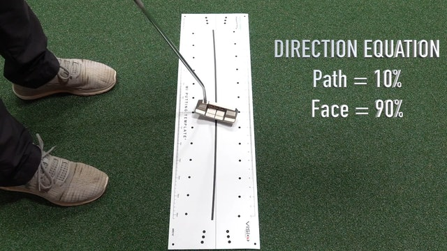 Putting Direction