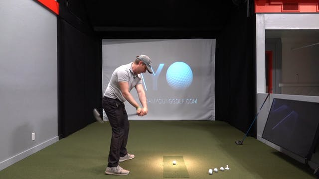 Hands and Club Positions