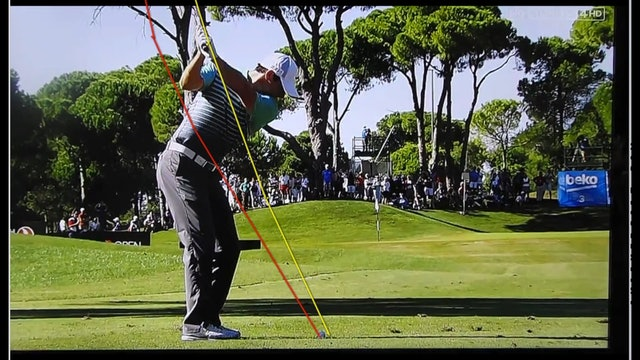 Backswing Vs Downswing