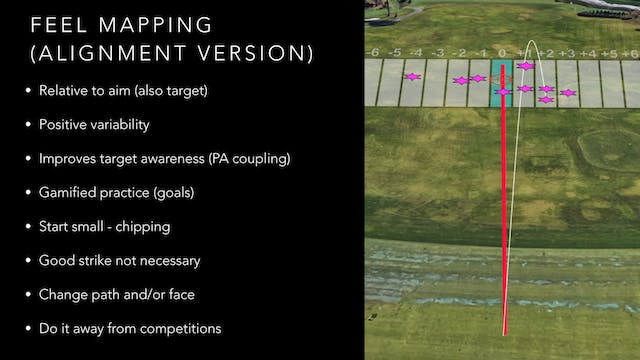 Feel Mapping - Alignment