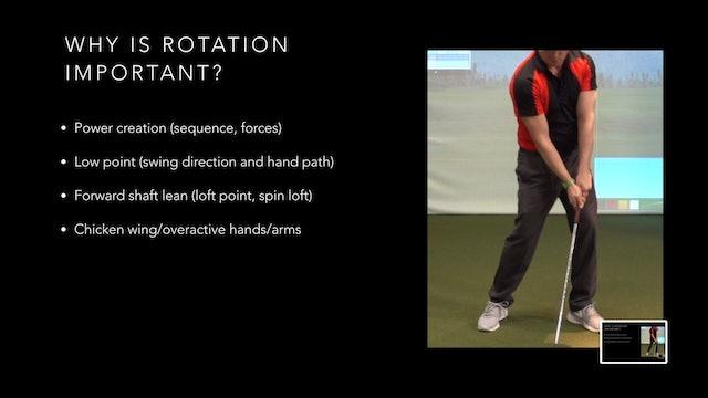 Rotation Summary