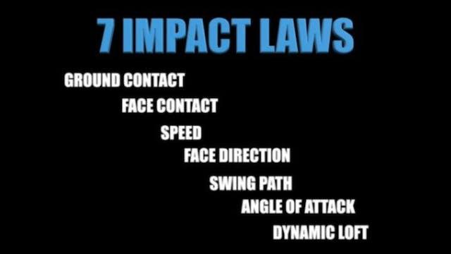 7 Impact Laws