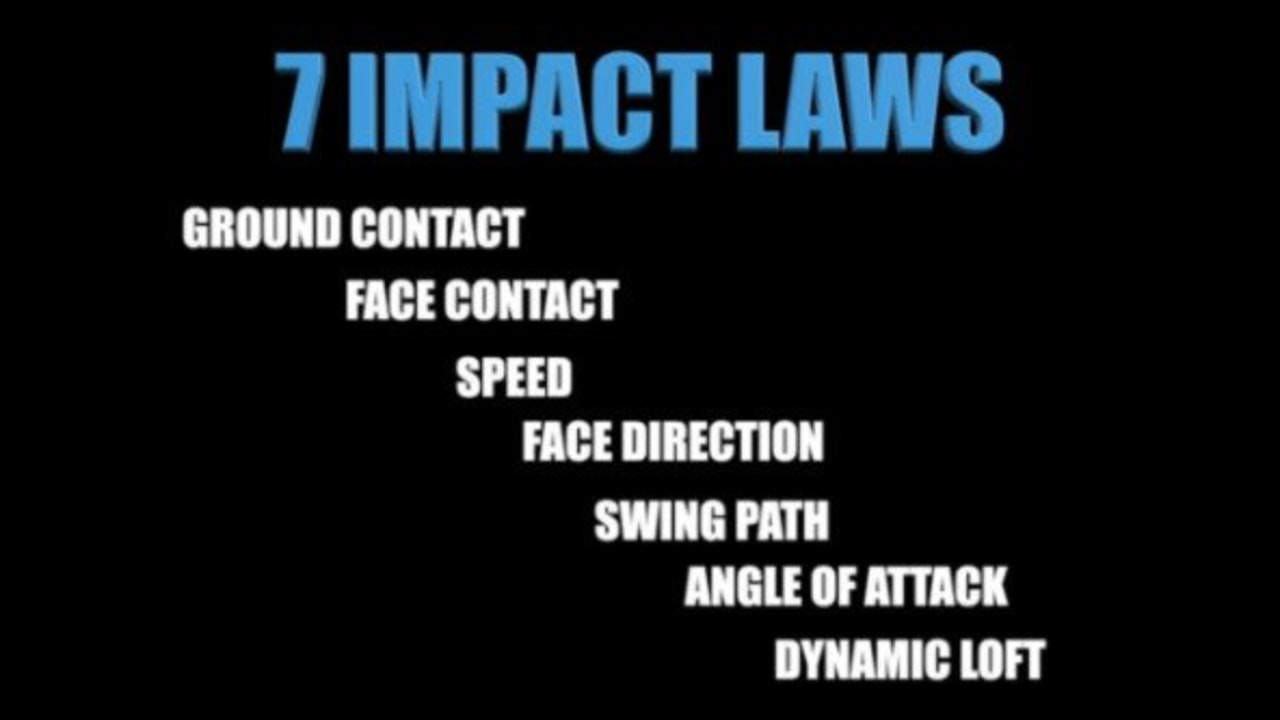 7 Impact Laws
