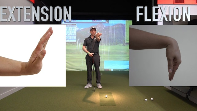 Wrist Flexion Drills