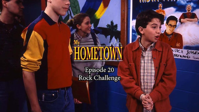 MY HOMETOWN - Episode 20 - Rock Challenge