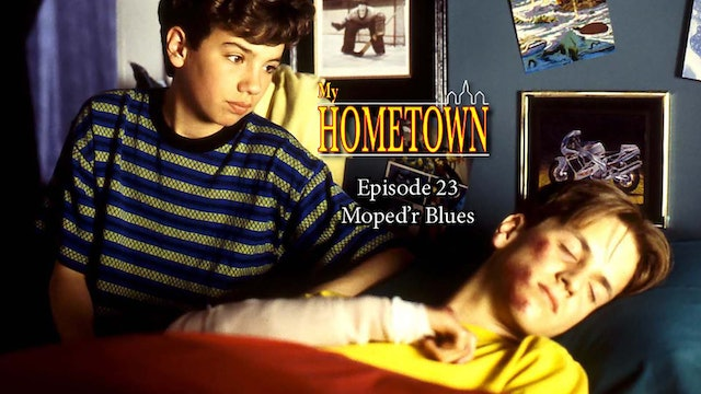 MY HOMETOWN - Episode 23 - Moped'r Blues