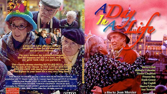A Day In A Life / Les Lilas d'Automne Movie + music soundtrack in this package!