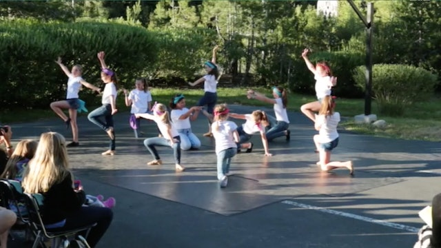 Bas-Beg Jazz Dance Choreography to Your Favorite Songs! - ADTC