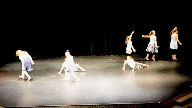 """Contemporary Dance Routine (Bas/Beg): """"Bulletproof Remix"""" By"""