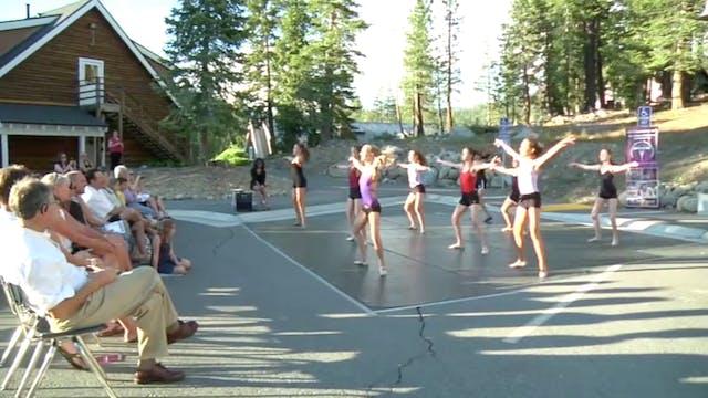 """Hip Hop Dance Routine (Int/Adv): """"Titanium"""" By David Guetta"""