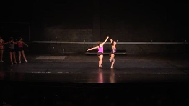 """Contemporary Routine (Adv/Beg): """"Superman (It's Not Easy"""