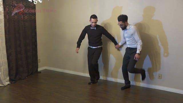 Single Step Advanced - Lesson 19 Single Kneel Advanced