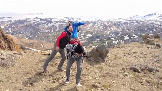 Charlie and Wontae's Iceland Adventure Trailer