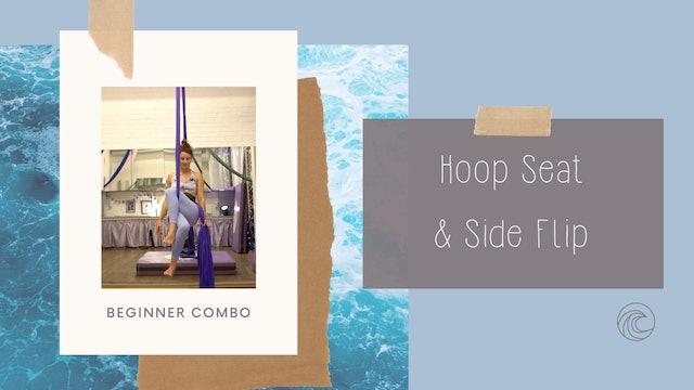 Basic & Beginner Combo: Hoop Seat & Side Flip