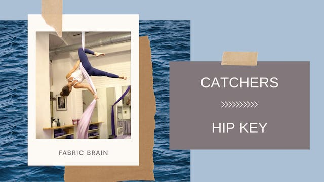Fabric Brain: Hipkey into Catchers (S...