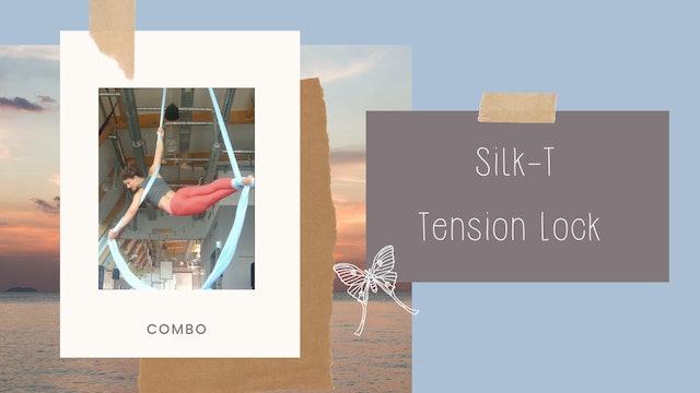 "Combo: Silk-T-Tension-Lock (""Airplane Flow"")"