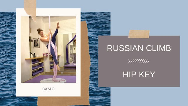 Basics: Russian Climb Into HipKey