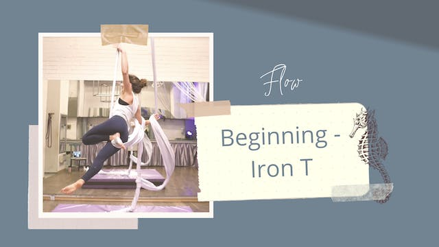 Flow: Sequence from Beginning to Iron...