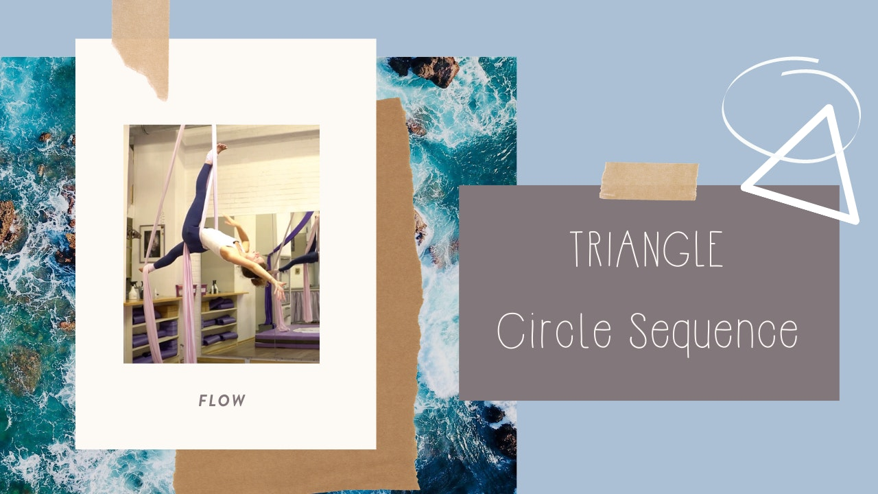 Triangle Circle Sequence (Intermediate Flow)