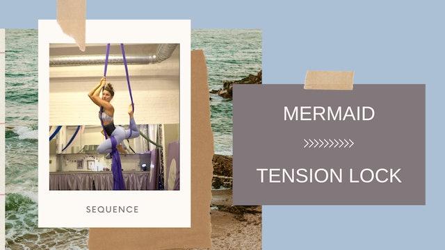 Combo: Knee Lock - Mermaid - Tension Lock (Part of Mermaid Choreography)