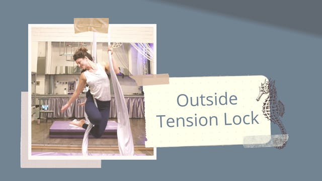 "Outside Tension Lock (Part 1 of ""Flip..."
