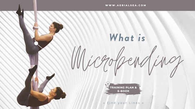 What is microbending?
