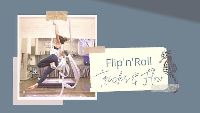 """Low Flow: """"Flip'n'Roll"""" (I-A) + video feedback"""