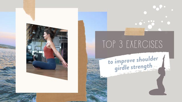 Top 3 Exercises to Improve Shoulder G...