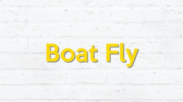 BOAT FLY