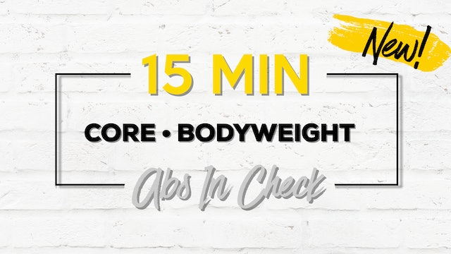 ABS IN CHECK