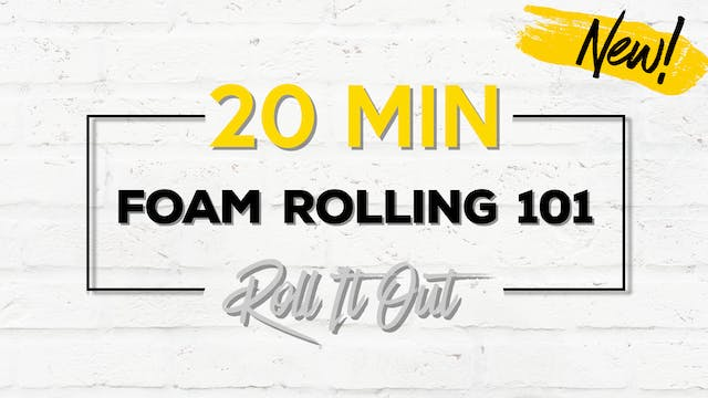 ROLL IT OUT