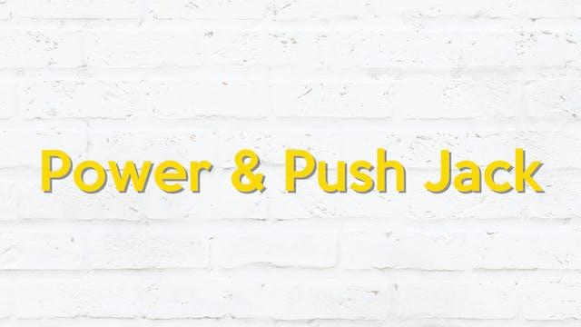POWER & PUSH JACK