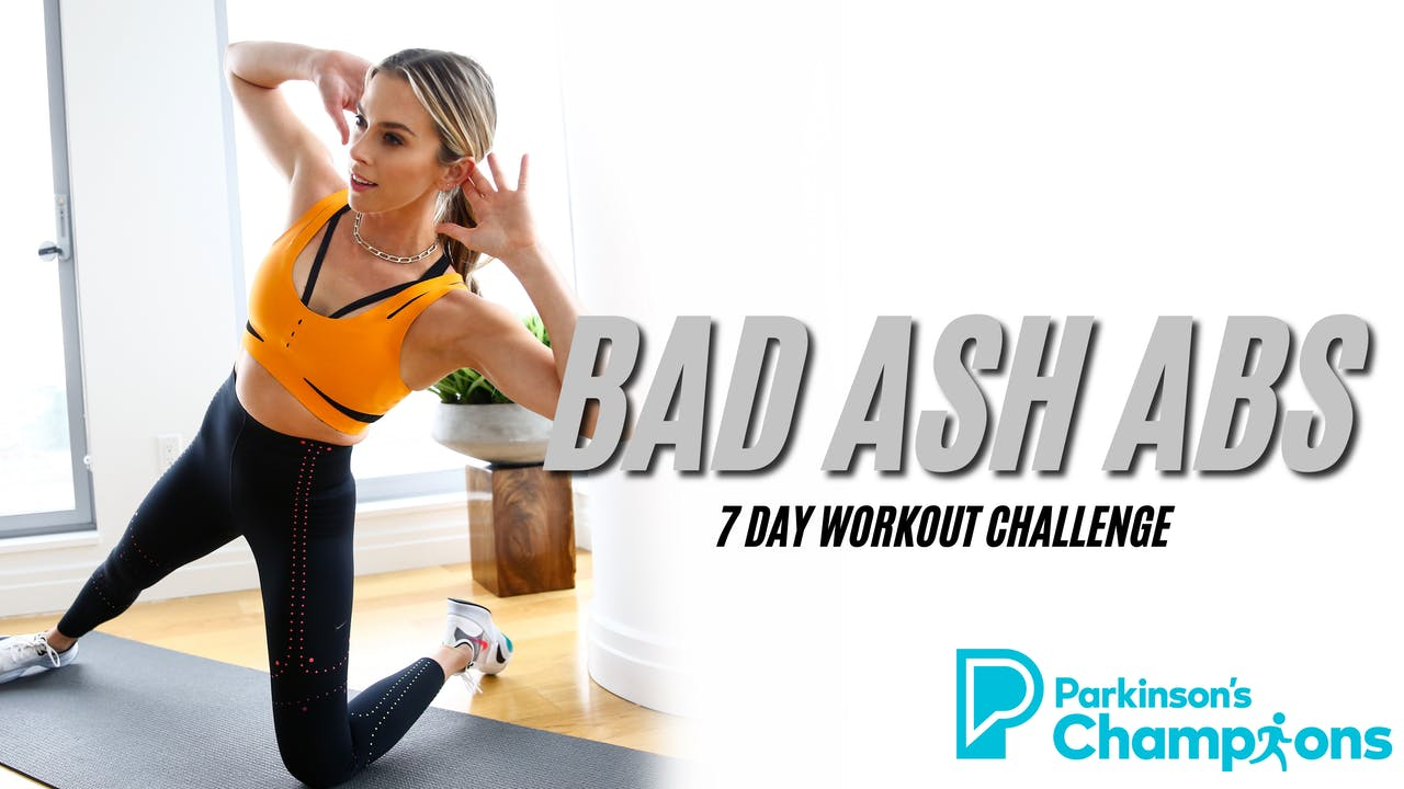 BAD ASH ABS for Parkinson's Foundation