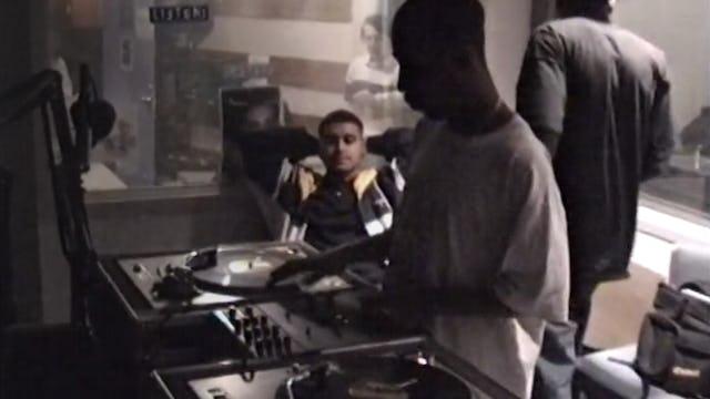 The Legendary X-Ecutioners DJ Crew Rocks At Stretch & Bobbito's Classic Show